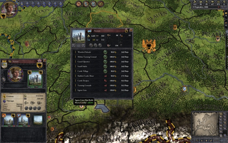 Crusader Kings II. The Republic. Дополнение