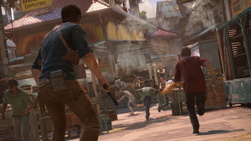 Uncharted 4: Путь вора (A Thief's End)