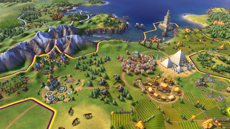 Sid Meier's Civilization VI. Digital Deluxe Edition