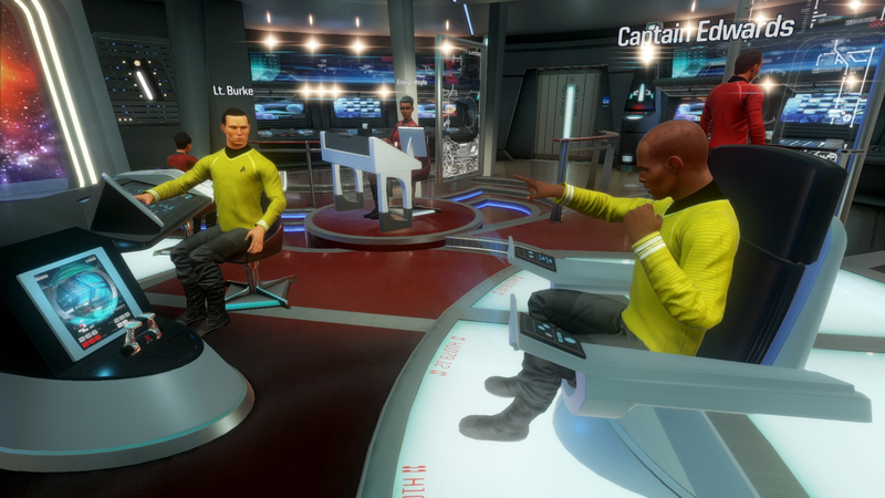 Star Trek Bridge Crew PS VR