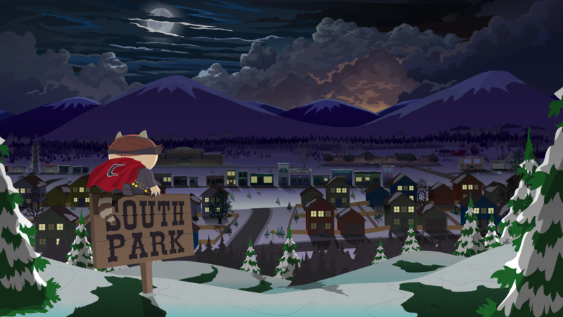South Park: The Fractured but Whole. Gold Edition