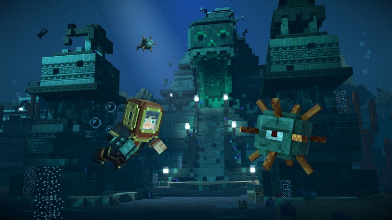 Minecraft: Story Mode - Season Two (2)